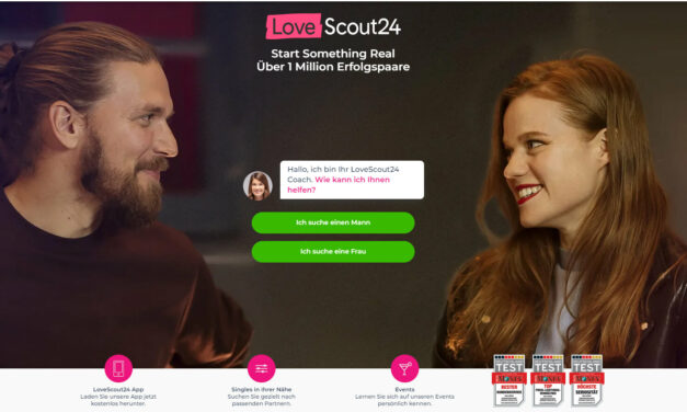 LoveScout24 Test im Detail