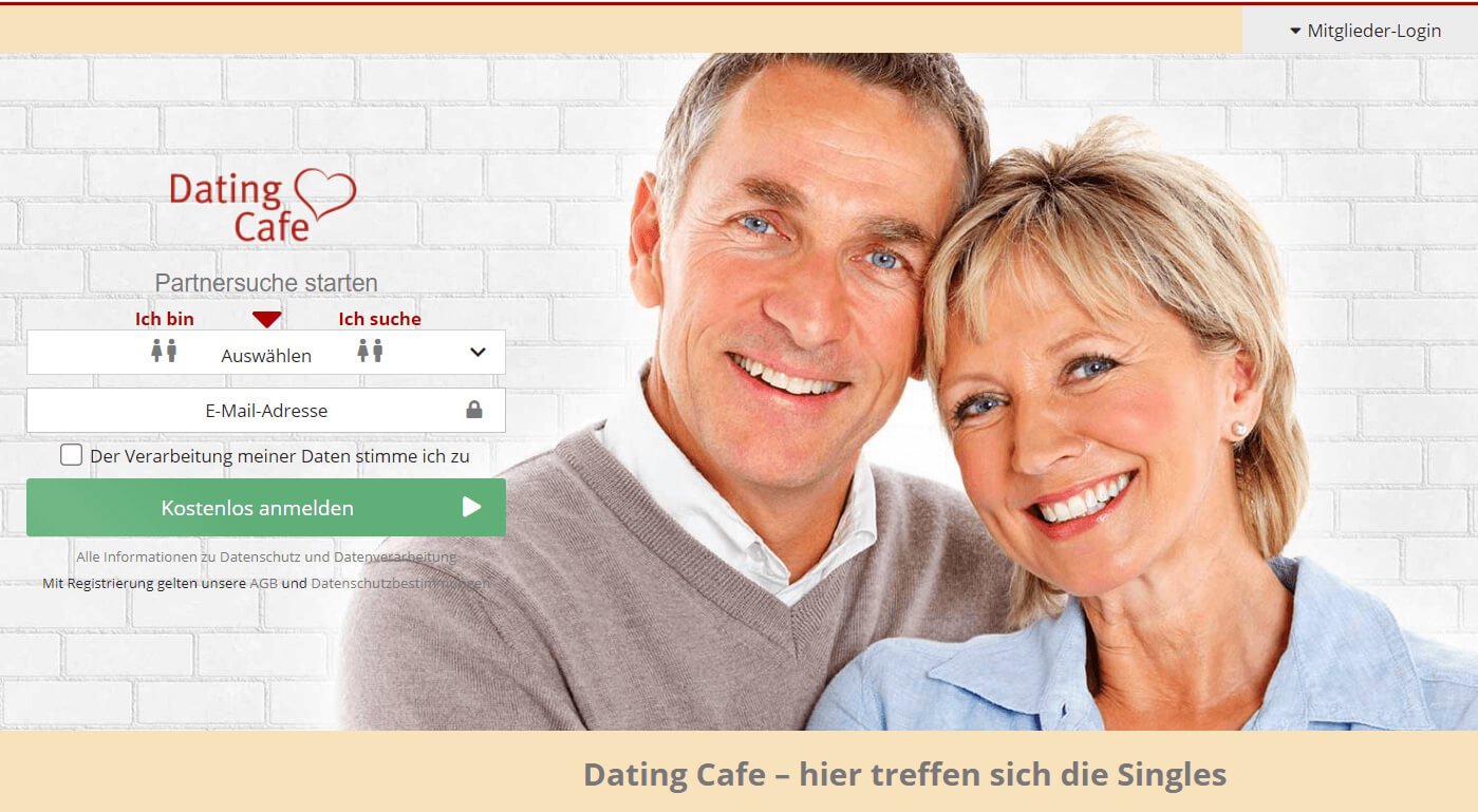 startseite dating cafe