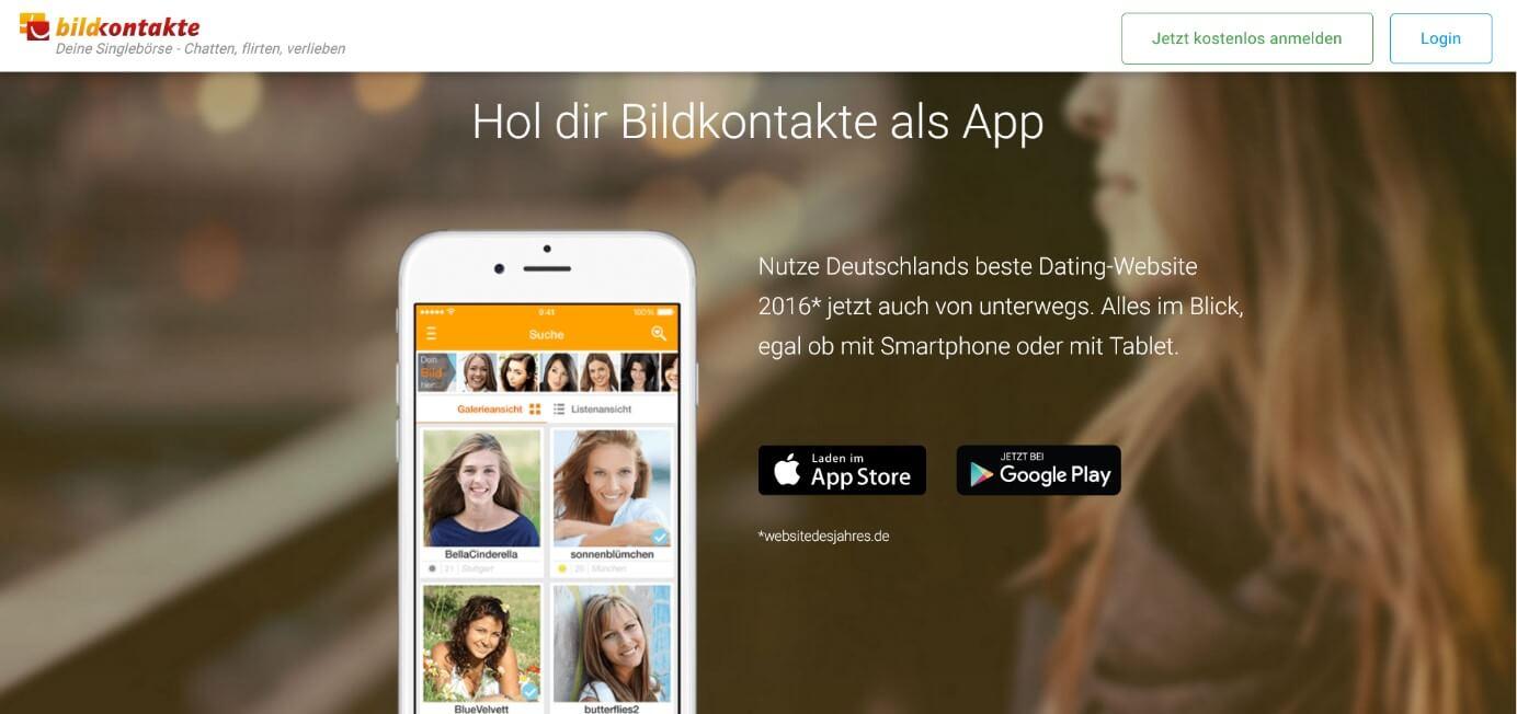App Bildkontakte